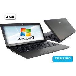 Notebook. INTEL POSITIVO Atom 2gb/320/GDVD/14
