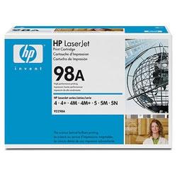 Toner HP 92298A 98A Preto Original