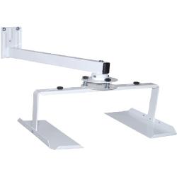 Suporte p/Projetor Parede 40cm Branco 540-W