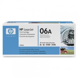 Toner HP C3906A 06A Preto Original