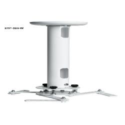 Suporte p/Projetor Teto 25cm branco 325-W