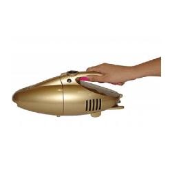 Aspirador Portátil 600w 220v DMH Dourado