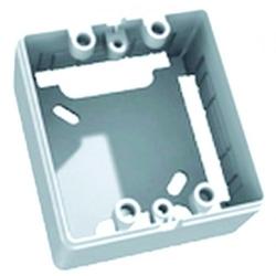 Caixa Sobrepor RJ45 2 Portas Externa Cb60091
