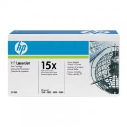 Toner HP C7115X 15X Preto Original