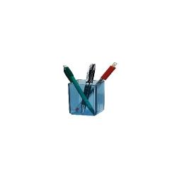 Porta Canetas Azul Clear Acm933.2