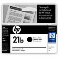 Cartucho HP. C9351B 21B 5ml Pta Orig