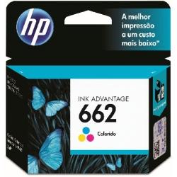Cartucho HP. CZ104A 662C Color 2ml Original