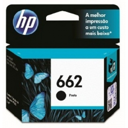 Cartucho HP. CZ103A 662A Preto 2ml Original