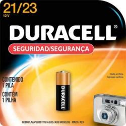 Bateria Pilha 12v p/Controle Portão e Segurança Duracell