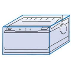 Capa p/Impressora Epson LX 300/LQ300 07055