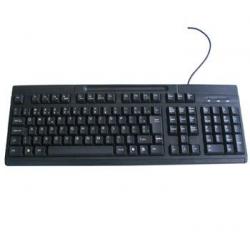 Teclado PS2 N3 Ws7084 A4TECH KB-750 Preto