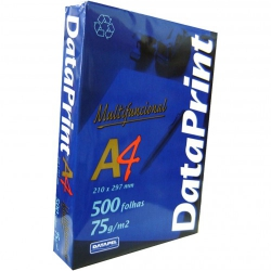 Papel A4 75g 500fls Data Print