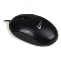 Mouse Ps2 Optico Preto xLd4566