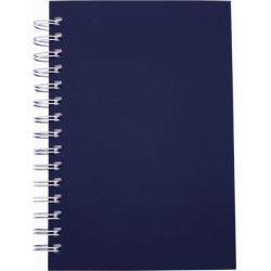 Agenda Media Anual 2014 Espiral CP Azul