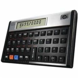 Maquina Calculadora 10 Dig 12C HP Platinum