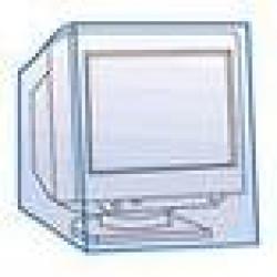 Capa p/Monitor Crt 20/21 Pol. 9490X