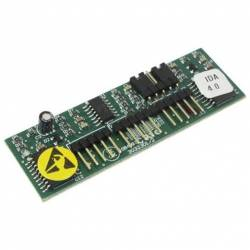 Placa Identificação Chmada Modulare Intelbras