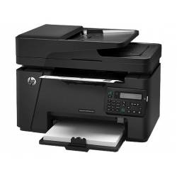 Impressora HP Mult Laser Mono M127FN USB e Rede c/Fio 110Volts (PROMOÇÃO)