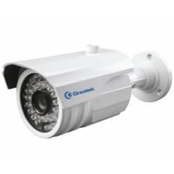 Camera Externa p/CFTV c/Infra 1/3p 30mt CCD Sony 760H SEGC7633G Externa Greatek