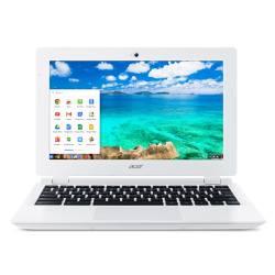 Notebook. Chromebook Acer N2830 2gb/16gb/11.6 Tela Branco