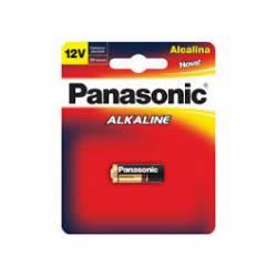 Bateria Pilha 12v p/Controle Portão e Segurança Panasonic