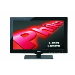 TV 19 LED MONITOR  VGA/RCA/HDMI HD 19B16D PHILCO