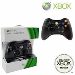 Controle XBOX 360 s/Fio Wireless Joystick Microsoft