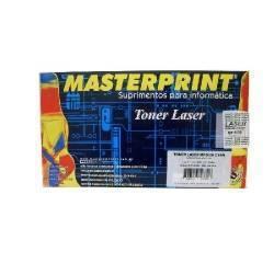 Toner p/ HP CC531A/CE411/CF381 Compativel Cyan mPtMaspterprint