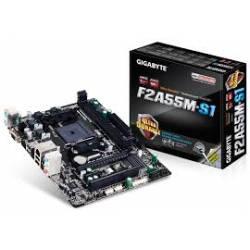 Placa Mãe p/AMD FM2 F2A55M-S1 FM2 GiGabyte Box