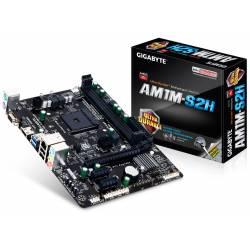 Placa Mãe p/AMD GA-AM1M-S2P GigaByte Box