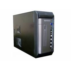 Microcomputador Conf. Intel Pentium Dual Core,Pl ASUS. 4Gb/500gb,DVD-RW