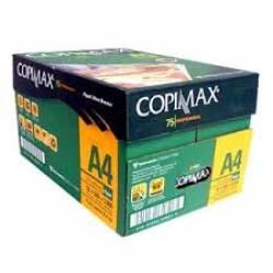 Papel A4 500Fls 75g cx c/10 Bco Copimax