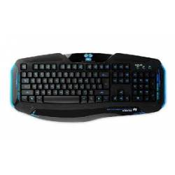 Teclado Usb Gamer Eblue Cobra II PTO