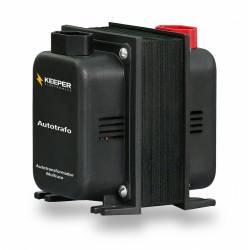 Transformador Energia 1500va 110v/220v ou 220v/110v Keeper