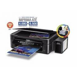 Impressora Epson Mult Epson Tanque c/Wireless L375 Color